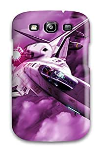 Perfect Fit KFMwUJD8355PRCLs Ace Combat Case For Galaxy - S3 by icecream design