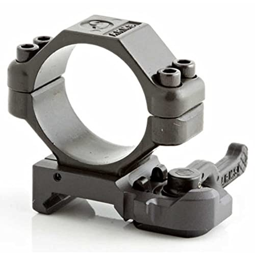 ARMS Inc Throw Lever Rings 30mm Low