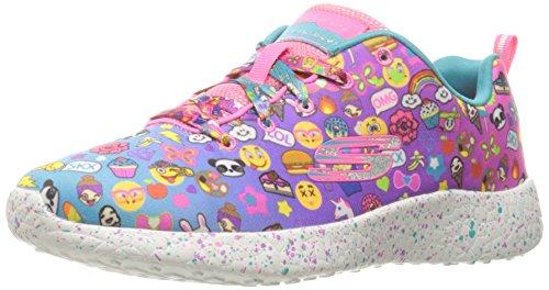 Skechers Kids Burst Ellipse Sneaker, Multi, 3.5 M US Big Kid