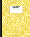 Composition Notebook: Wide Ruled Paper Notebook