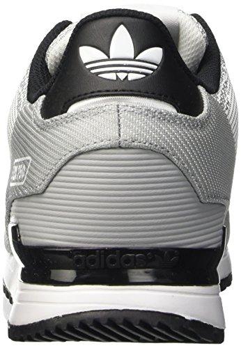 adidas Herren ZX 750 WV High-Top Weiß/Schwarz