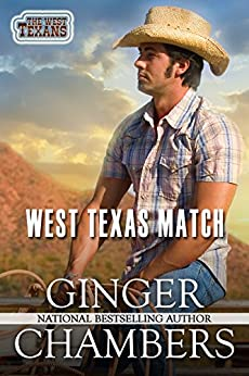 West Texas Match Book Texans ebook product image