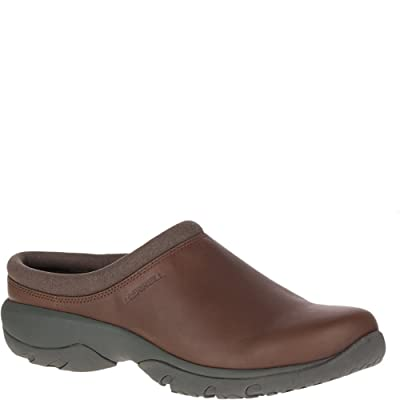Merrell Men's Encore Rexton Leather Ac+ Clog | Shoes