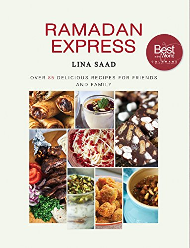 Ramadan Express: (English Version) by Lina Saad