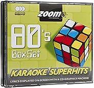 Zoom 80s Karaoke Superhits