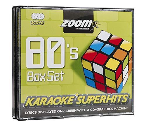 Zoom 80s Karaoke Superhits ()