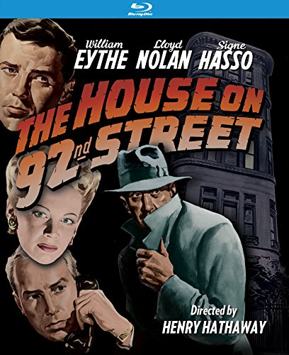 House on 92nd Street [Blu-ray]