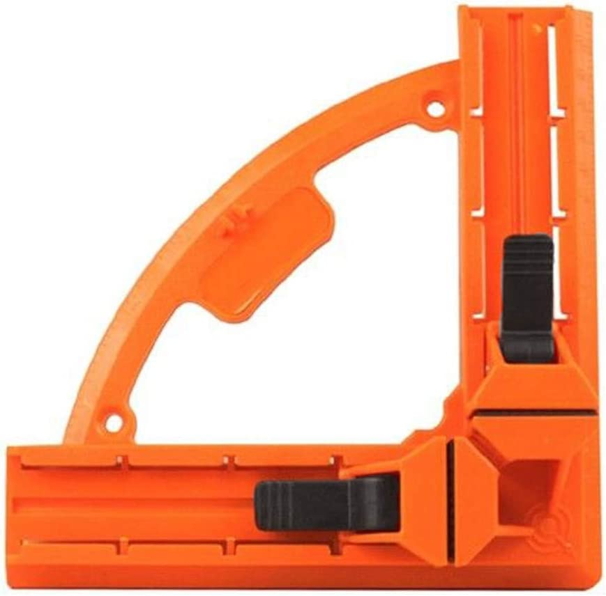 90 Degree Right Angle Clamp 95mm Reinforced Quickly Fixed Picture Frame Clip DIY Glass Mitre Clamps Corner Holder Woodworking