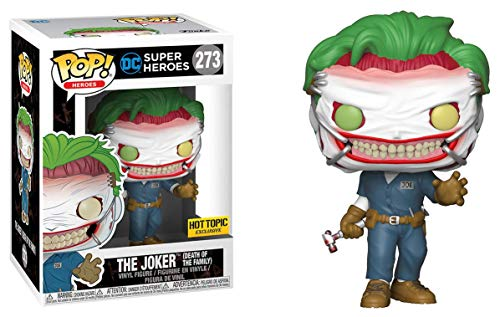 POP! Funko DC Super Heroes The Joker (Death of The Family) Exclusive -