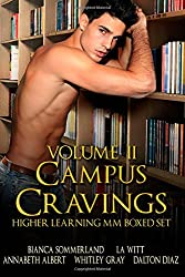 Campus Cravings Volume II: Higher Learning MM Bundle: 2
