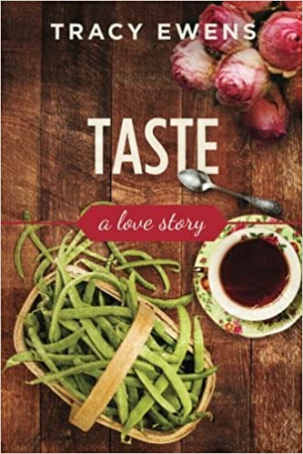 Book Taste: A Love Story by Tracy Ewens (2015-10-24)