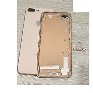 Amazon.com: Carcasa trasera de metal para iPhone 6 Plus/6 ...