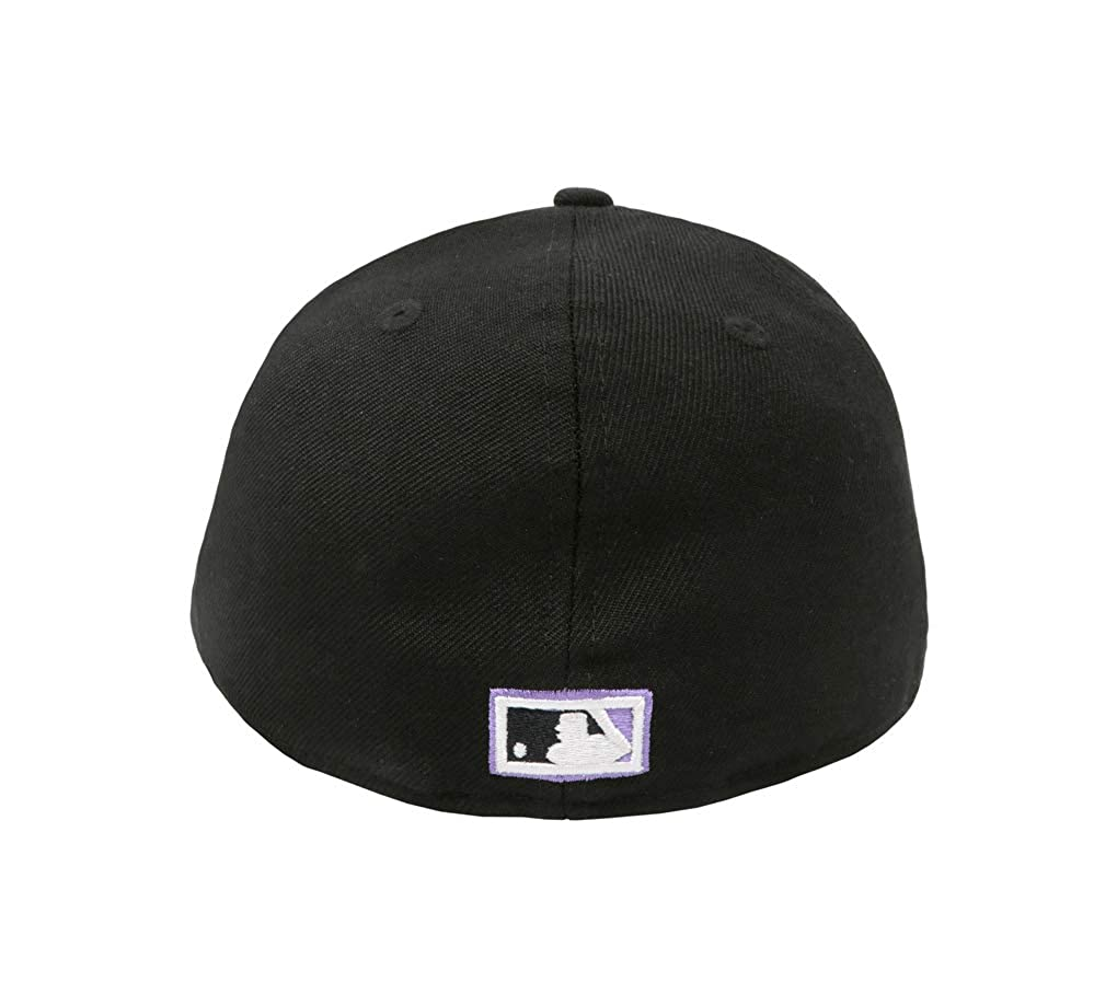 best service 83215 3403f Amazon.com  New Era 59Fifty Hat Tampa Bay Devil Rays Cooperstown 1998 Wool  Fitted Cap  Clothing