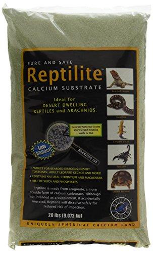 CaribSea Aquatics Reptilite Habitat, Moss Green, 20-Pound