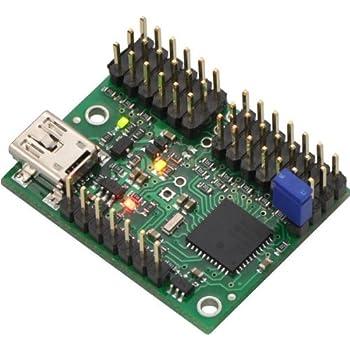 Mini Maestro 12-channel USB Servo Controller