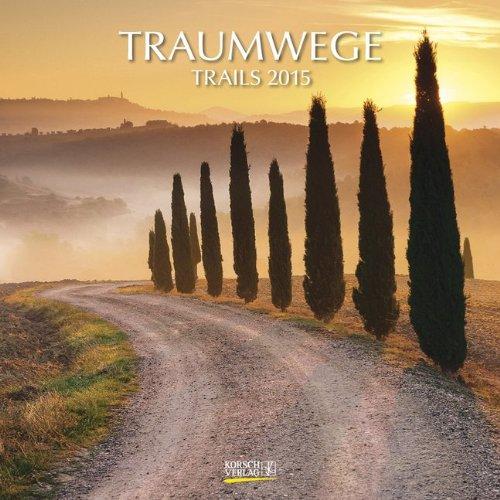 Traumwege 2015: Broschürenkalender mit Ferienterminen