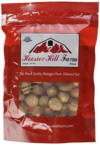 Premium Whole Nutmeg, Hoosier Hill Farm, 1/2 pound ()