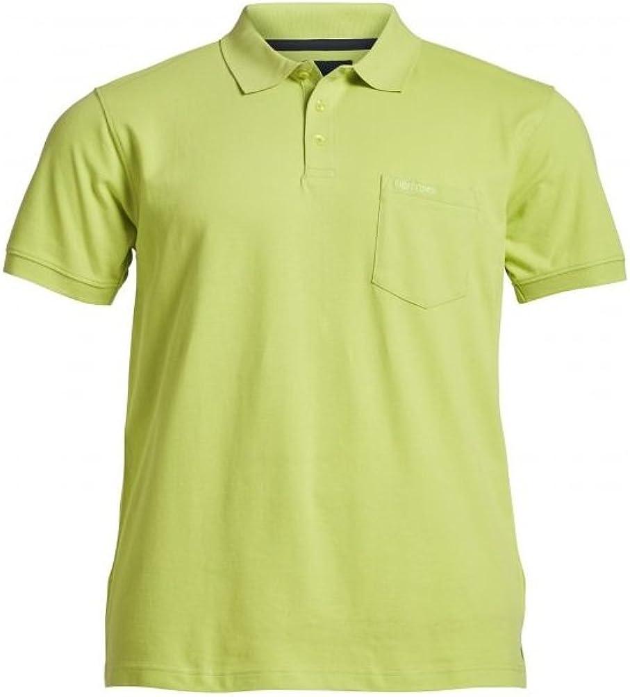 NORTH 56°4 81111 - Camiseta Polo para Hombre, Tallas Fuertes Lima ...