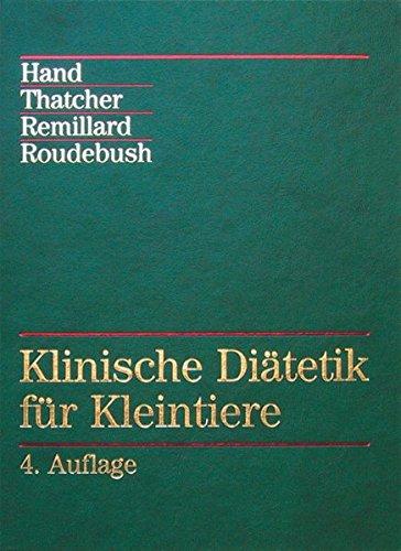 Klinische Diätetik für Kleintiere, 2 Bde.