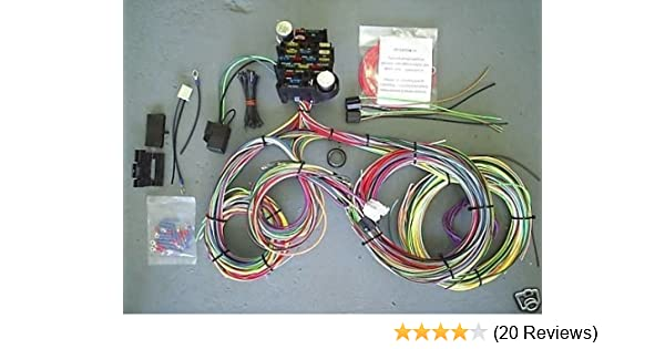 ez wiring harness review wiring diagram info amazon com ez wiring 21 standard color wiring harness automotive ez wiring 21 standard wiring harness review ez wiring harness review