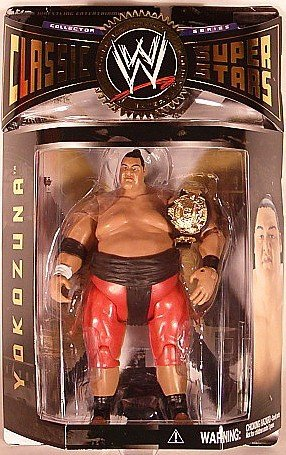 : WWE Classic Superstars Collector Series