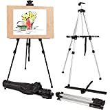 mookshop Adjustable Art Artist Painting Easel Stand Tripod Display Drawing Board Sketch U