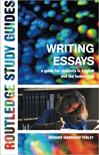Amazoncom Writing Essays A Guide For Students In English And The  Writing Essays A Guide For Students In English And The Humanities St  Edition