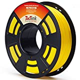 Yellow 3D Filament PLA - 1.75mm 2.2LBS Spool, Dimensional Accuracy of +/- 0.05mm
