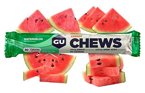 GU Energy Double Serving Watermelon 18 Count