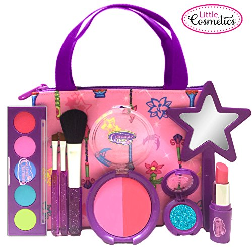 Toddler Makeup Kit (Little Charmers Pretend Makeup Set by Little Cosmetics)