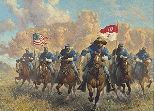 (Called To Duty Buffalo Soldiers By Ezra Tucker Limited Edition Signed And Numbered)