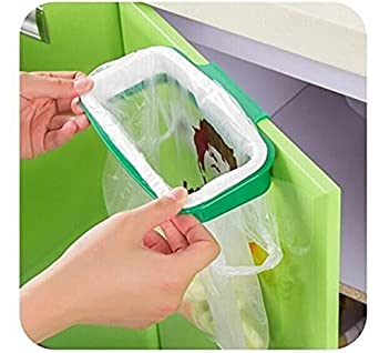 Thickyuan Practical Kitchen Garbage Bag Plastic Bracket Trash Garbage Bag  Holder For Kitchen