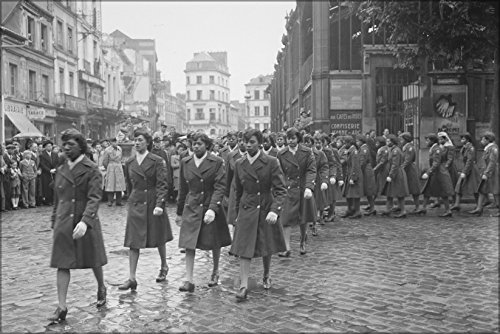 16x24 Poster; Members Of The 6888Th Central Postal Directory Battalion