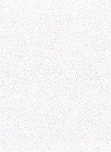 111lb Metallic Card Stock 8 1/2 x 11 - Curious Ice Silver, 50 pack