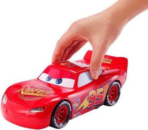 Disney//Pixar Cars 3 Movie Moves Lightning McQueen