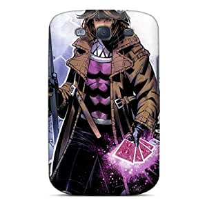 Samsung Galaxy S3 ZvX4166TSaj Customized High-definition Gambit I4 Series High Quality Hard Phone Covers -MansourMurray