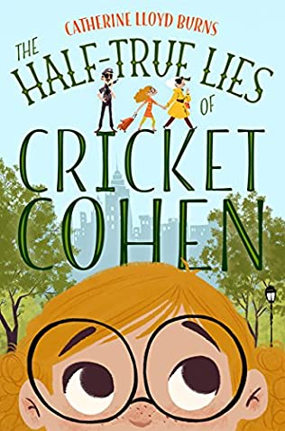 book cover of The Half-True Lies of Cricket Cohen