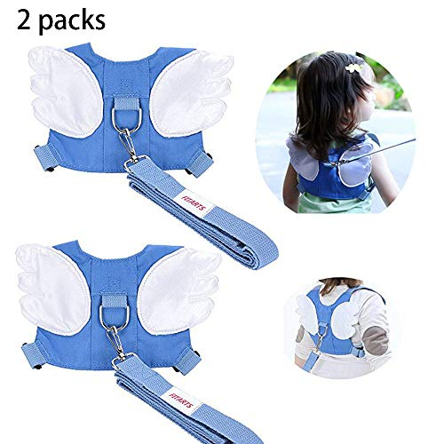 Baby Safety walking Harness-2 PACK Child Toddler Walking Anti-lost Belt Harness...