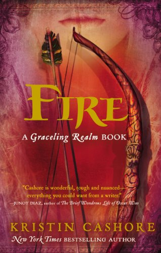Fire (Graceling Realm Book 2) cover