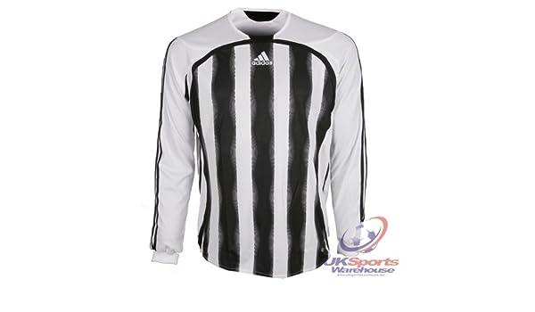 Adidas Aquilla Climacool Manga Larga Camiseta De Fútbol