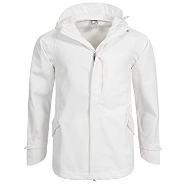 f976b9785122 Nike Mens Air Tn Stealth Woven Jacket Luxury Sportswear Coat 247830-100.  SIZE - SMALL. (Large)  Amazon.co.uk  Clothing