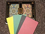 2 Free Cut Cards + KEM Stargazer Playing Cards Bridge Size Jumbo Index