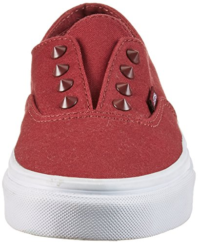 Vans Basses Gore Rouge Baskets Adulte Authentic Port Mixte Studs Zr6qZxH