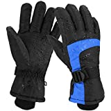 405330d676114 Keegud Ski Gloves for Men and Women Waterproof Windproof Snow Skiing  Snowboarding Snowmobile Gloves for Winter