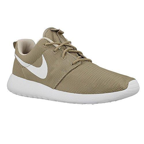 Nike Baskets blanc Basses Rosherun Olive Homme S1Swrg7q