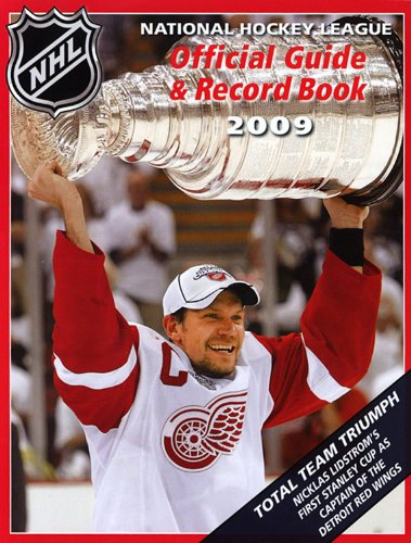 (NHL Official Guide & Record Book 2008–2009)