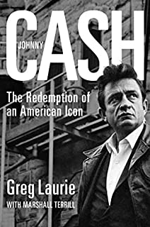 Book Cover: Johnny Cash: The Redemption of an American Icon