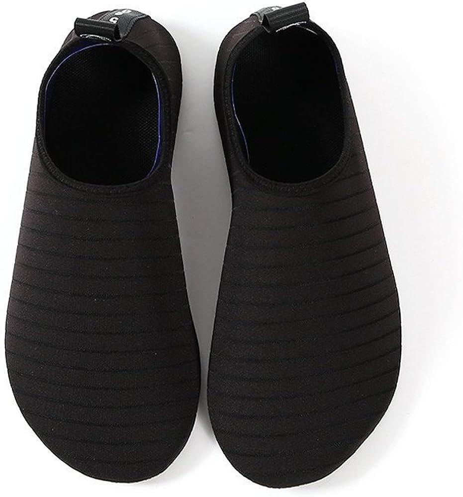 ziitop Water Shoes Sports Shoes Barefoot Quick-Dry Aqua Yoga Socks Slip-on for Men Women Boy Girl