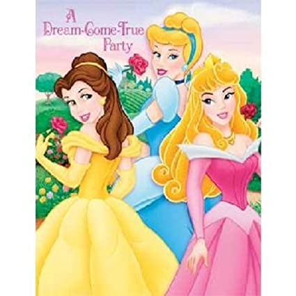Amazon.com: Disney Hadas Princesa Fiesta de cumpleaños ...