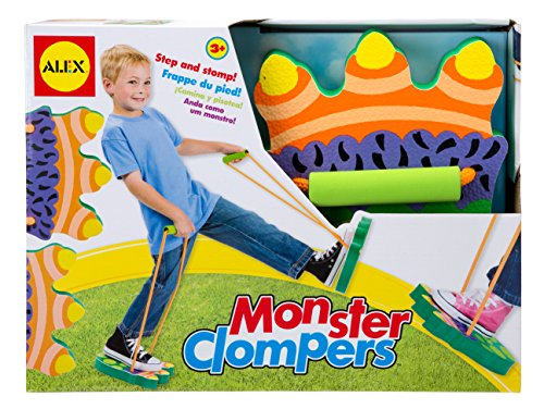ALEX Toys Active Play Monster Clompers
